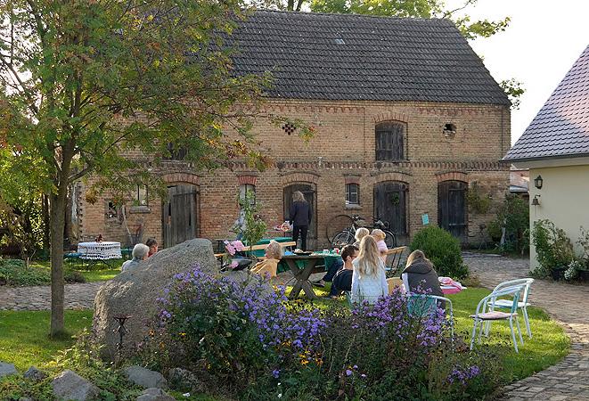 Naturkunstwerk-Hof