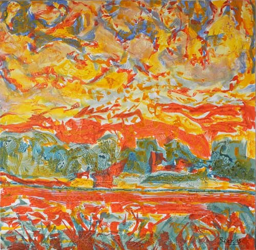 landschaft-abstrakt,-2013,140x140cm,aquarell-leinw.