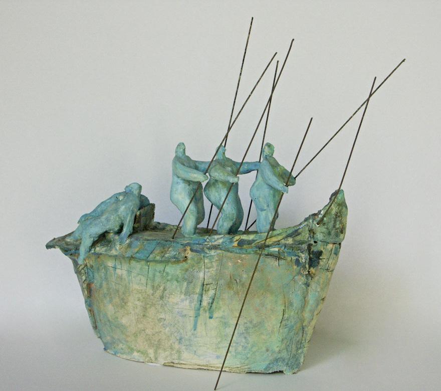 S-Eckhorn-Blaue-Figur