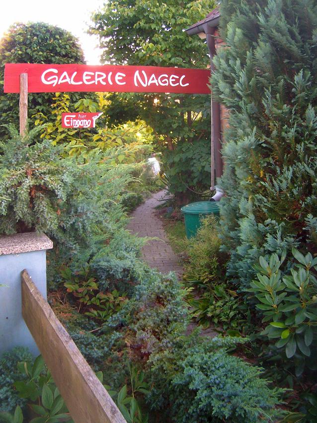 Jens-Nagel-Eingang-Galerie
