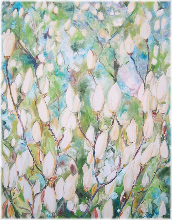 Jens-Nagel-Bluehender-Magnolienbaum