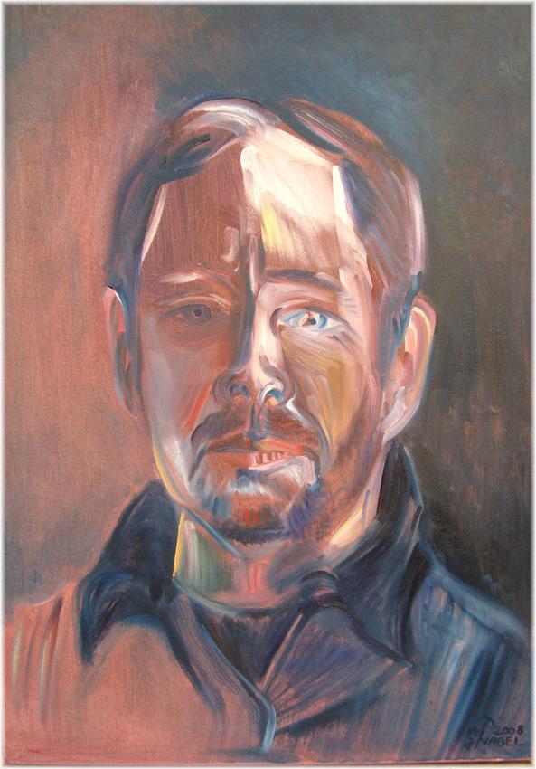 Jens-Nagel-Selbstportrait