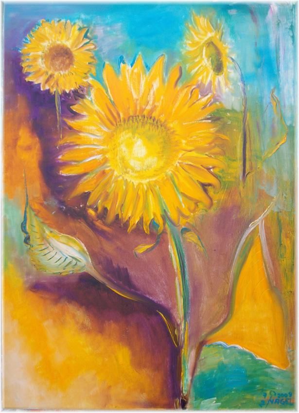 Jens-Nagel-Drei-Sonnenblumen