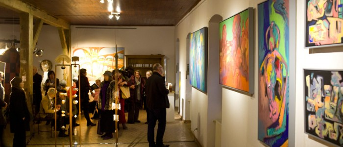 Vernissage Mühle Himmelpfort