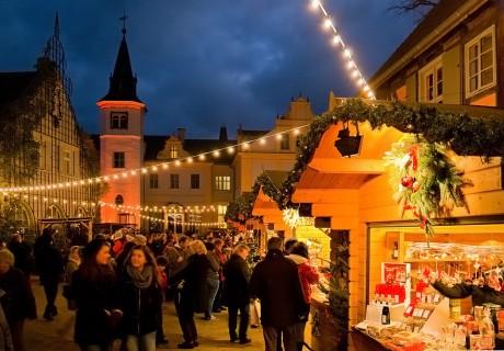 Weihnachtsmarkt Schloss & Gut Liebenberg