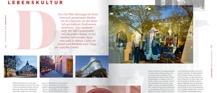 Broschüre: CREATIVE WORLD – Ideen Leben in Charlottenburg-Wilmersdorf